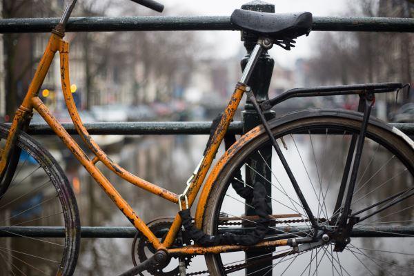 Abholung von Fahrrädern